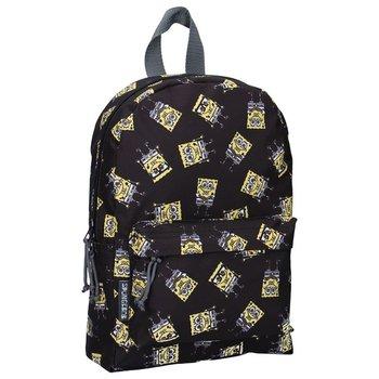 Forcetop, plecak szkolny, SpongeBob, czarny-Forcetop