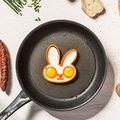 Foremka do jajek, królik-GADGET