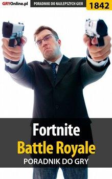 Fortnite: Battle Royale - poradnik do gry-Winkler Jacek Ramzes