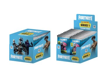 Fortnite Box 48 Saszetek z 6 kartami