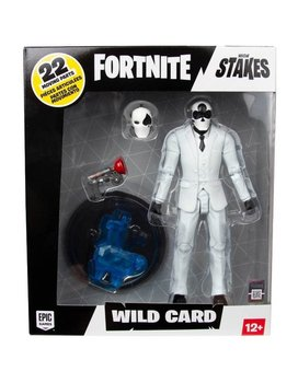 FORTNITE, figurka ruchoma McFarlane Wild Card Black