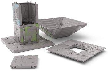 Fortnite, fort z ekskluzywną figurką, 63510-Epic Games