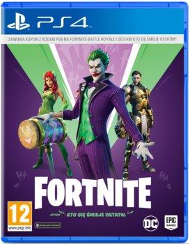 Fortnite: The Last Laugh Bundle (Zestaw Kto się śmieje ostatni)-Epic Games