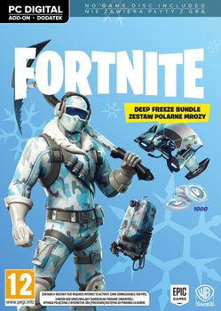 Fortnite Zestaw Polarne Mrozy Pc Epic Games Gry I Programy