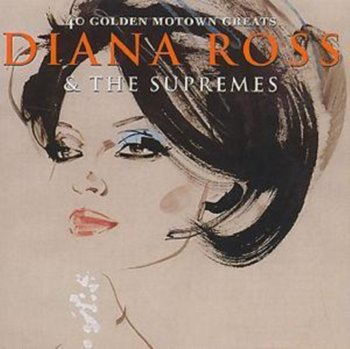 Forty Golden Motown Greats-Diana Ross & The Supremes