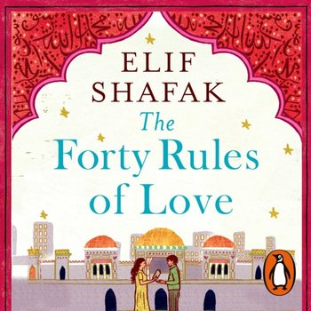 Forty Rules of Love-Shafak Elif