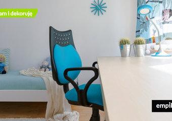 Fotel do biurka dla ucznia – na co zwrócić uwagę przy wyborze?
