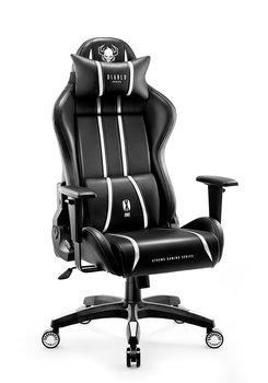 Fotel gamingowy DIABLO X-One 2.0 Normal Size, biały, 66x69x125 cm-Diablo Chairs