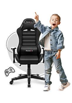 Fotel Gamingowy dla dziecka Huzaro Ranger 6.0 Black-Huzaro
