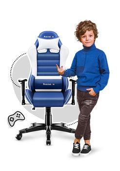 Fotel Gamingowy dla dziecka Huzaro Ranger 6.0 Blue-Huzaro