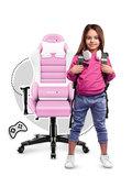 Fotel Gamingowy dla dziecka Huzaro Ranger 6.0 Pink-Huzaro