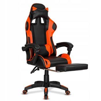 Fotel gamingowy ULTIMATE SEATS ALABAMA, pomaranczowo-czarny, 132x48x60 cm-Ultimate Seats