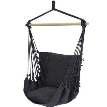 Fotel hamakowy siedzisko : Kolor - Czarny-MIA home