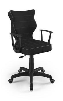 Fotel obrotowy biurowy CZARNY Multiblock Rozmiar 6-ENTELO