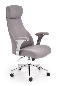 Fotel obrotowy ELIOR Moreno, popielaty, 68x72x125 cm-Elior
