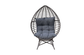 Fotel ogrodowy FRESCO technorattan-Bello Giardino