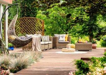 Fotel wiszący do ogrodu - hit czy kit? Top 5 modeli