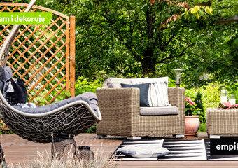 Fotele ogrodowe – co wybrać? Propozycje wygodnych foteli do ogrodu