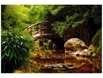 Fototapeta Japoński Ogród, 200x135 cm-Oobrazy