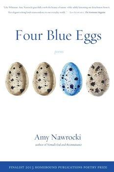 Four Blue Eggs-Nawrocki Amy
