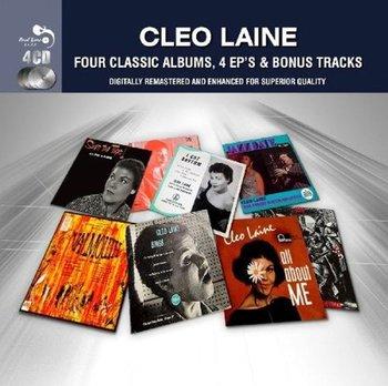 Four Classic Albums, 4 EP's & Bonus Tracks-Laine Cleo