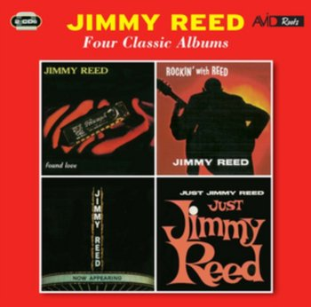 Four Classic Albums: Jimmy Reed-Jimmy Reed