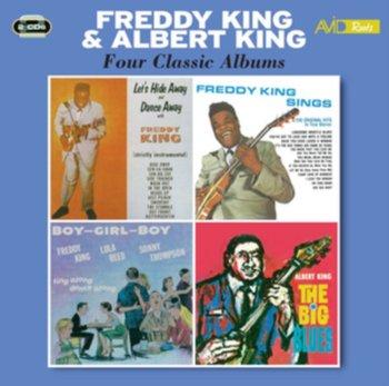 Four Classic Albums-Freddy King & Albert King