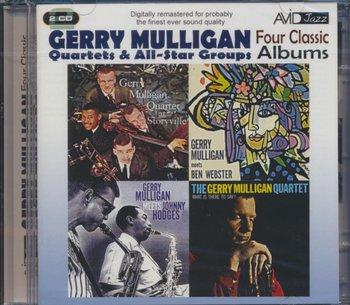 Four Classic Albums-Mulligan Gerry, Mulligan Gerry, Webster Ben, The Gerry Mulligan Quartet, Mulligan Gerry, Hodges Johnny