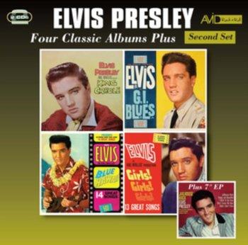 Four Classic Albums-Presley Elvis