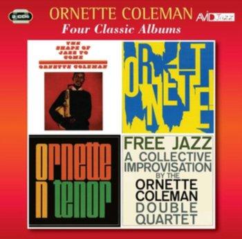Four Classic Albums-Coleman Ornette