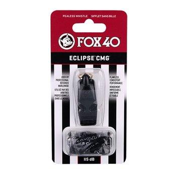 Fox40, Gwizdek Eclipse Official, czarny-Fox40