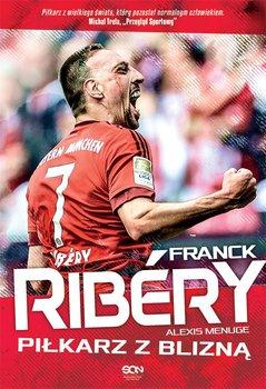 Franck Ribery. Piłkarz z blizną                      (ebook)