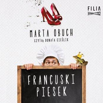Francuski piesek-Obuch Marta
