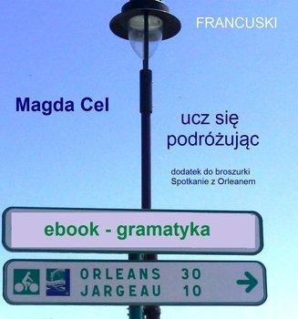 Francuski. Ucz się podróżując. Orlean. Gramatyka-Cel Magda
