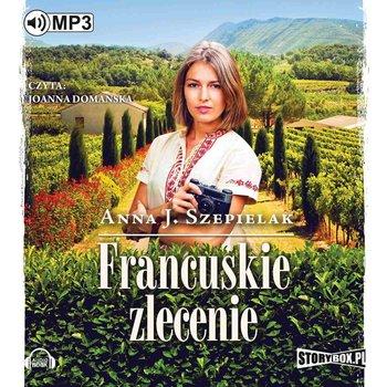Francuskie zlecenie-Szepielak Anna J.