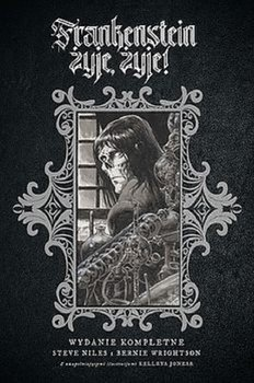 Frankenstein żyje, żyje!-Niles Steve