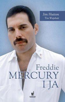 'Freddie Mercury i ja' Jim Hutton, Tim Wapshott