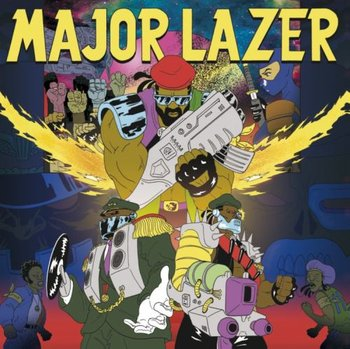 Free The Universe - Major Lazer