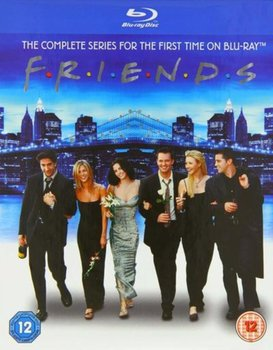 Friends: The Complete Series (brak polskiej wersji językowej)