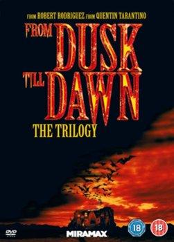 From Dusk Till Dawn Trilogy (brak polskiej wersji językowej)-Rodriguez Robert, Spiegel Scott, Pesce P.J.
