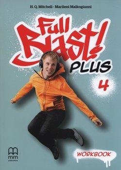 Full Blast Plus 4. Workbook-Mitchell H.Q., Malkogianni Marileni
