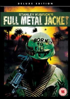 Full Metal Jacket (Definitive Edition) (brak polskiej wersji językowej)-Kubrick Stanley