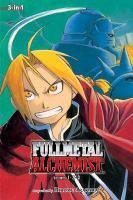 Fullmetal Alchemist (3-in-1 Edition), Vol. 1-Arakawa Hiromu
