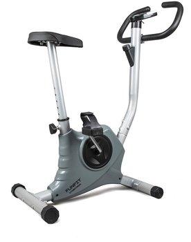 FUNFIT GYM&FITNESS, Rower treningowy mechaniczny, szary-FUNFIT