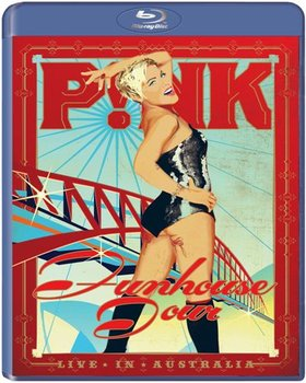 Funhouse Tour Live In Sydney-Pink