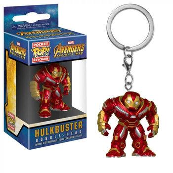 Funko POP, brelok Avengers Infinity War Hulkbuster-Funko POP