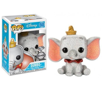 Funko POP, Disney, figurka Dumbo (Diamond Glitter) Exclusive -Funko POP