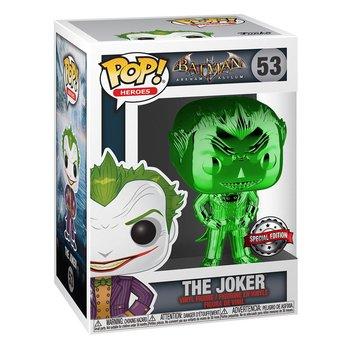 Funko POP, figurka kolekcjonerska Batman - Joker (Green Chrome) -Funko POP
