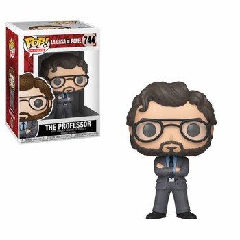 Funko POP, figurka kolekcjonerska Profesor w okularach - Dom z papieru, 744-Funko POP