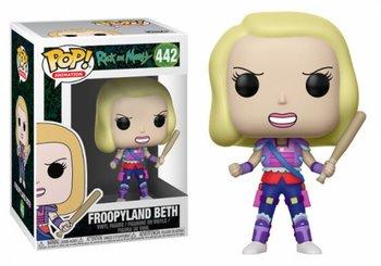 Funko Pop, figurka kolekcjonerska Rick & Morty Froopyland Beth 442-Funko POP